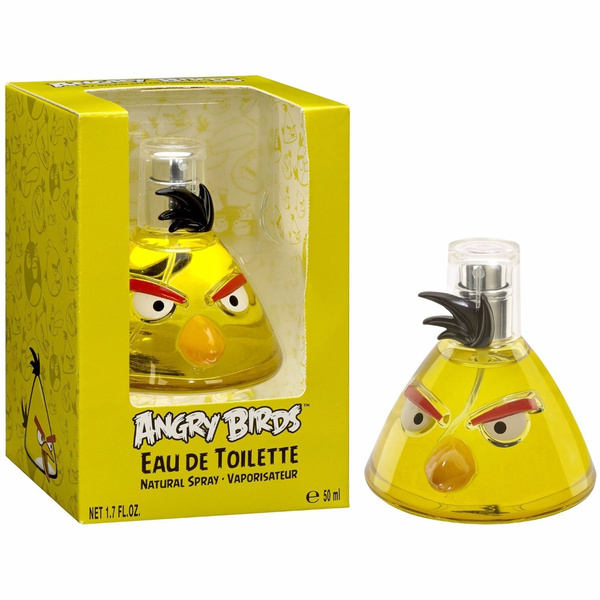 ANGRY BIRDS YELLOW EDT 50 ML REGULAR