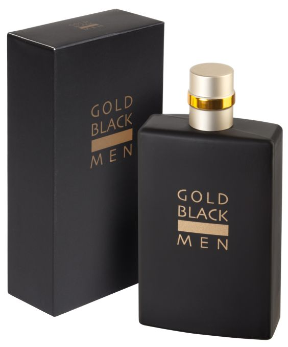 GOLD BLACK EDT 100 ML REGULAR
