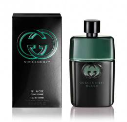 GUCCI GUILTY BLACK MAN EDT 90 ML @