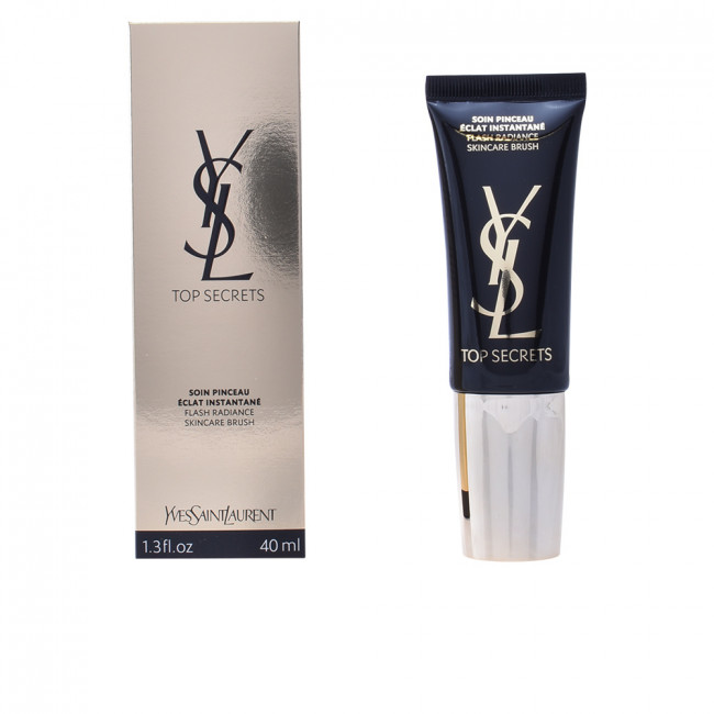 Y.S.LAURENT TOP SECRETS FLASH RADIANCE SKINCARE BRUSH 40 ML @