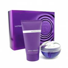 SET ULTRAVIOLET WOMAN EDP 80 ML + BODY LOCION 100 ML REGULAR (75% del contenido)