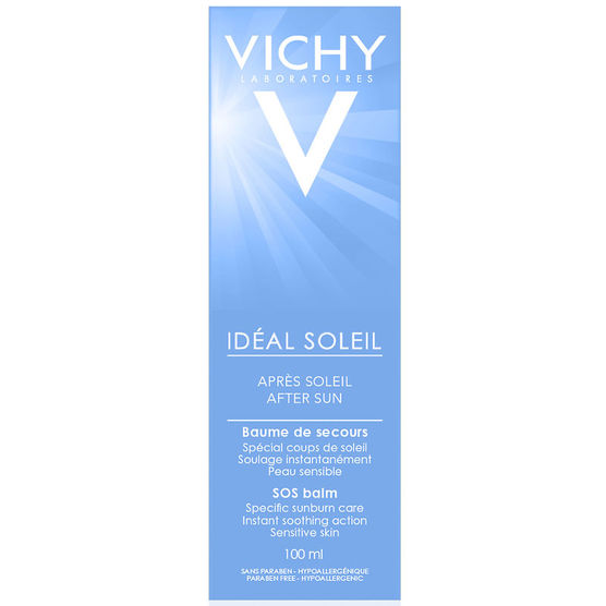 VICHY BÁLSAMO AFTER SUN IDEAL SOLEIL 100 ML @