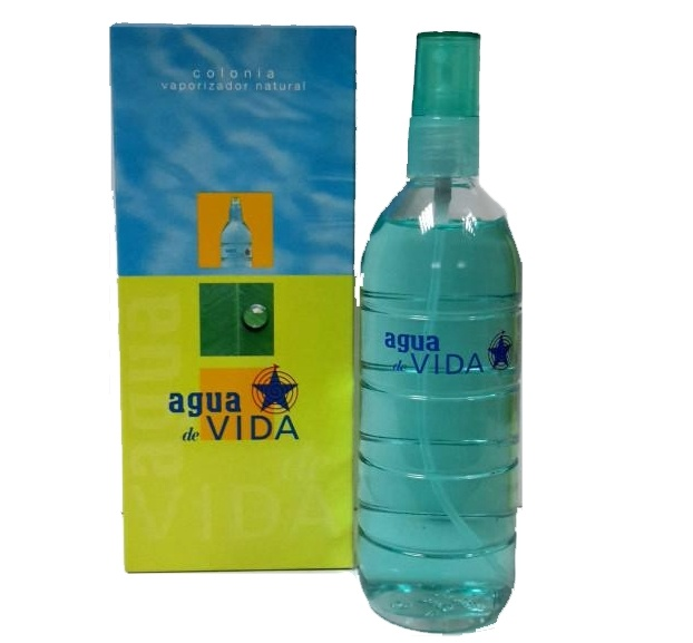 AGUA DE VIDA EDT 150 ML @ (DESCATALOGADA)