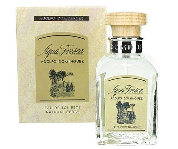 AGUA FRESCA MAN EDT 120ML @