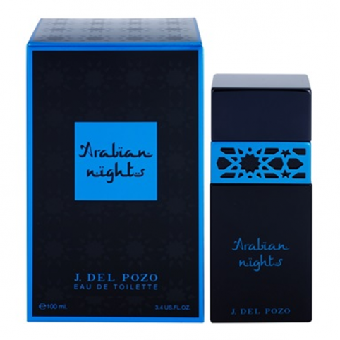 JESUS DEL POZO ARABIAN NIGHTS FOR HIM EDT 100 ML REGULAR