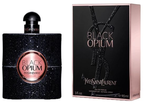 YSL BLACK OPIUM EDP 90 ML @