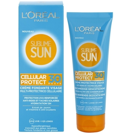 LOREAL SUBLIME SUN CELLULAR PROTECT SPF 30 75 ML REGULAR