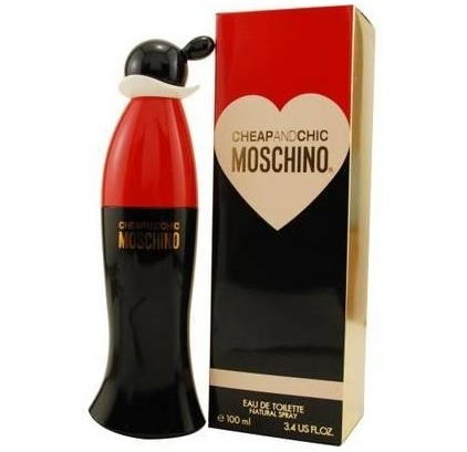 MOSCHINO CHEAP AND CHIC EDT 100ML @
