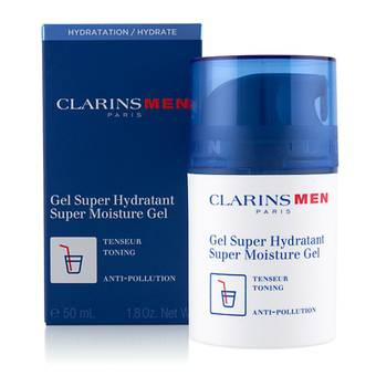 CLARINS MEN GEL SUPER HIDRATANTE 5O ML @