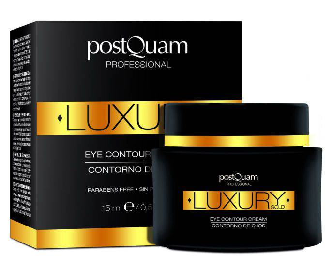 POSTQUAM LUXURY GOLD CONTORNO OJOS 15 ML REGULAR