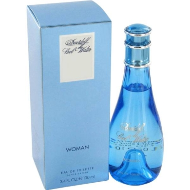 COOL WATER WOMAN EDT 100ML @