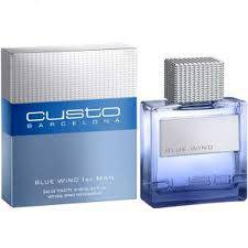 CUSTO BARCELONA BLUE WIND  MAN EDT 100 ML @