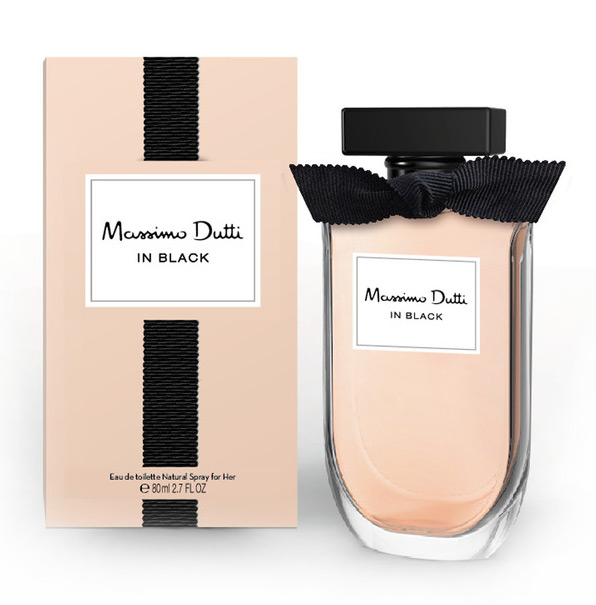 MASSIMO DUTTI IN BLACK FOR HER EDT 100ML @