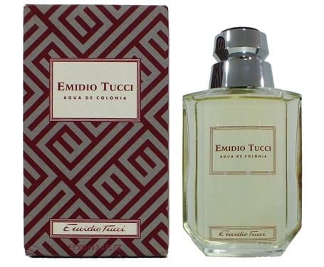 EMIDIO TUCCI AGUA DE COLONIA VAPO 50 ML REGULAR