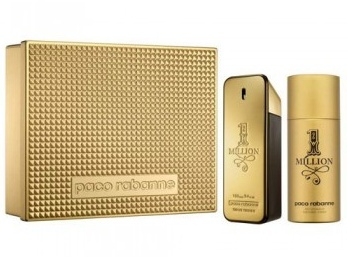 SET 1 MILLION PACO RABANNE EDT 100ML REGULAR + DEO 150 ML REGULAR