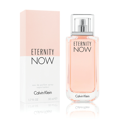CK ETERNITY NOW WOMAN EDP 30 ML REGULAR (Sin caja)