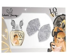 SET WINX FAIRY STELLA EDT 50 + PINZA PELO REGULAR