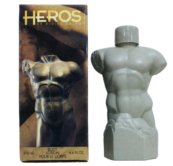 HEROS DE DIDIER CALVO BODY LOCION 200 ML REGULAR