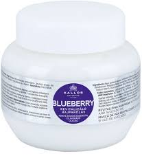 KALLOS MASCARILLA BLUEBERRY REVITALIZANTE 275 ML REGULAR
