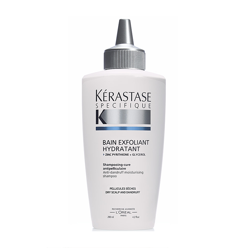 KERASTASE CH 200ML BAIN EXFOLIANT HIDRATANT REGULAR