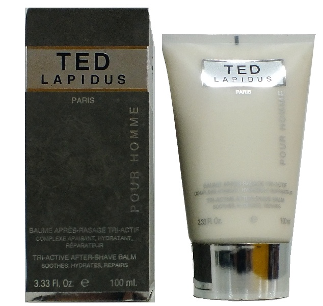 TED LAPIDUS TED AFTER-SHAVE TRI ACTIVE BALSAMO EDT 100 ML REGULAR