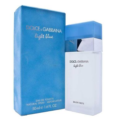 D&G LIGHT BLUE WOMAN EDT 100ML @