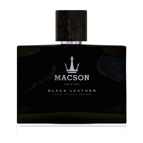 MACSON BLACK LEATHER EDT 100 ML @ (Sin caja)