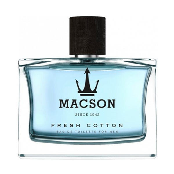 MACSON FRESH COTTON EDT 100 ML @ (Sin caja)