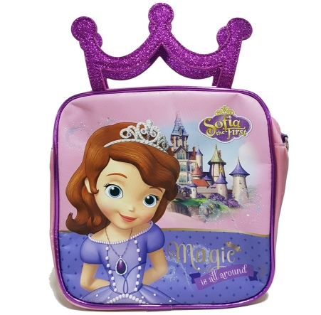 SET SOFIA THE FIRST MOCHILA BANDOLERA REGULAR