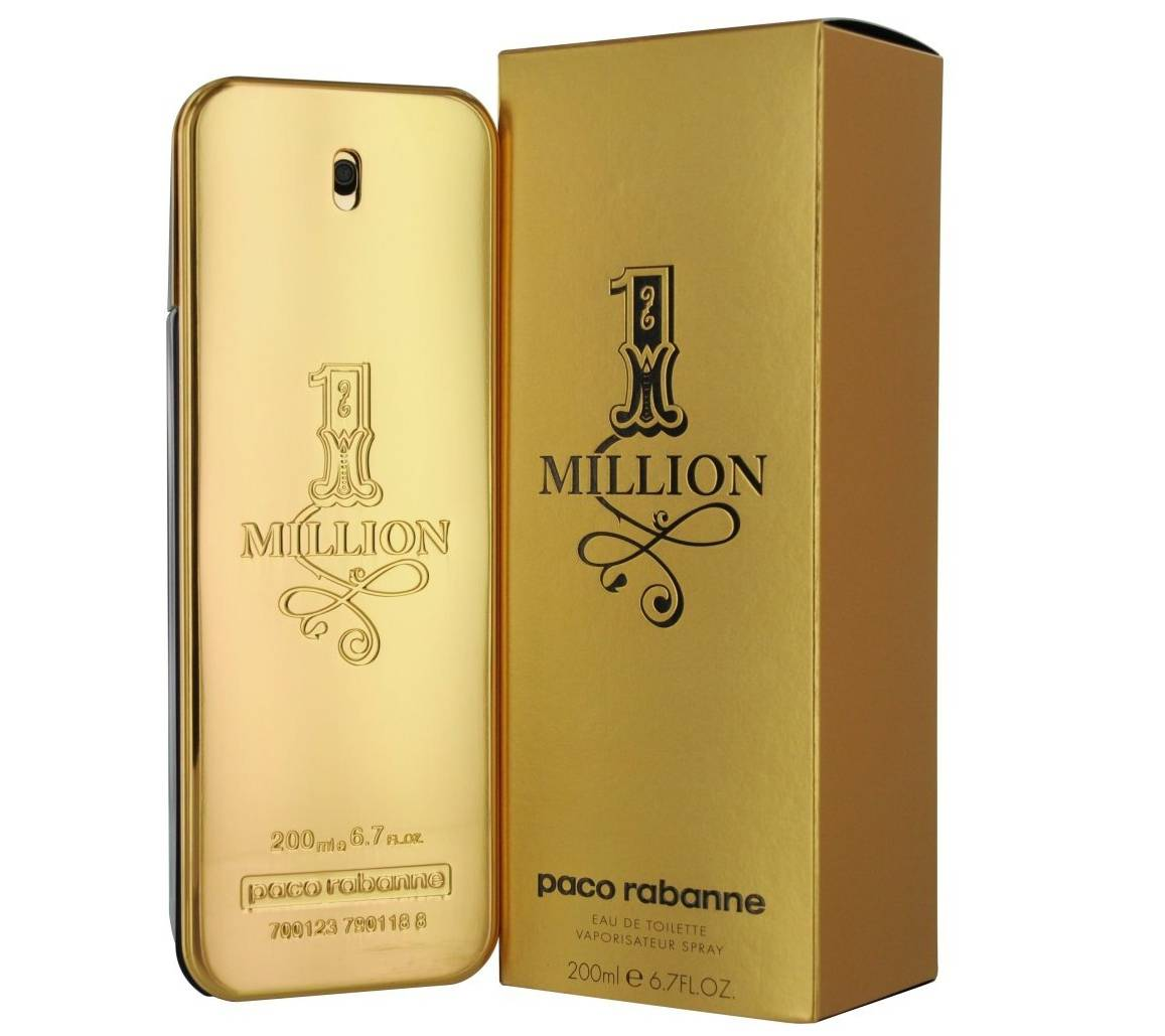 1 MILLION PACO RABANNE EDT 100ML @