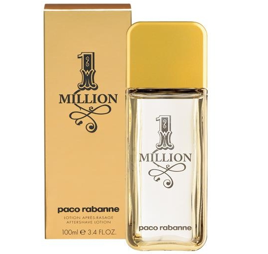 1 MILLION AFTER SHAVE LOCION 100 ML REGULAR