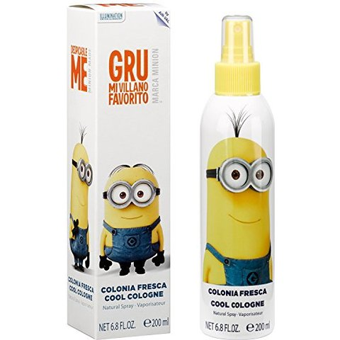 MINIONS BODY FRESH EDT 200 ML (Sin caja)