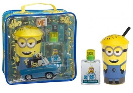 SET MINIONS EDT 50 ML + VASO PLASTICO + FIAMBRERA REGULAR