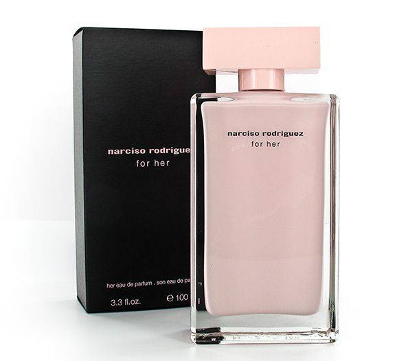 NARCISO RODRIGUEZ FOR HER  EDP 100ML @
