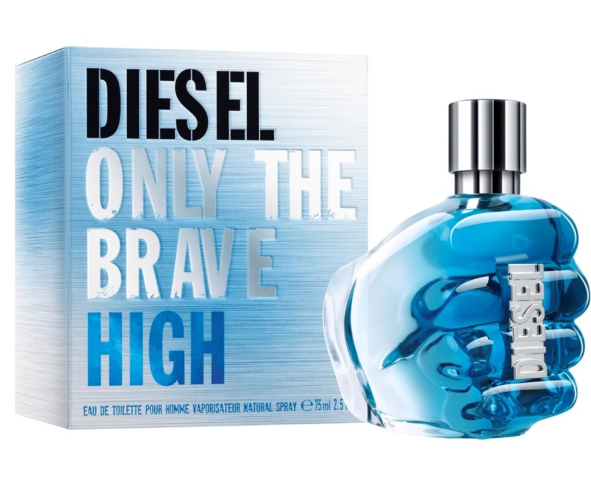 DIESEL ONLY THE BRAVE HIGH MEN EDT 75 ML @