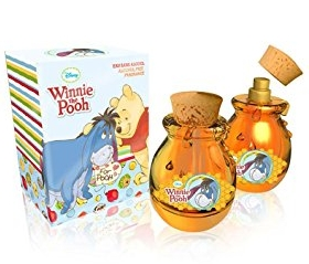 SET WINNIE THE POOH EEYORE EDT 50 ML + GEL DUCHA 75 ML REGULAR
