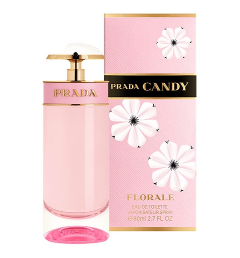 PRADA CANDY FLORALE EDT 80 ML (SIN CAJA)