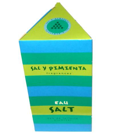 2x1 SAL Y PIMIENTA EAU SALT EDT 75 ML REGULAR (2 unidades)