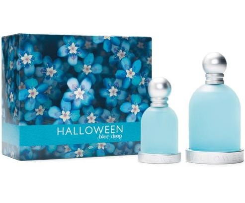 SET HALLOWEEN BLUE DROP EDT 100 ML REGULAR + EDT 30 ML REGULAR