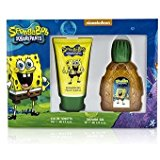 SET BOB ESPONJA MR KRABS SET EDT 50 ML + GEL DUCHA 75 ML REGULAR