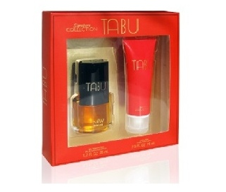 SET TABU EDP 35 ML + BODY LOCION 74 ML REGULAR