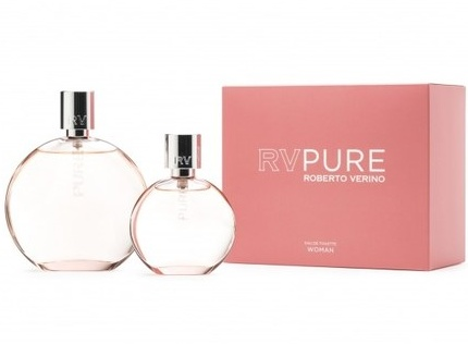 SET VERINO PURE WOMAN EDT 120 ML REGULAR + EDT 40 ML