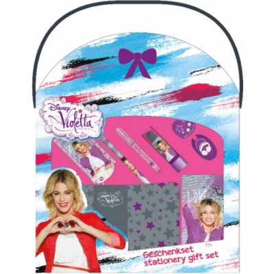 SET VIOLETTA EDT 30 ML + SOMBRA OJOS + LIPGLOSS + BOLSA REGULAR