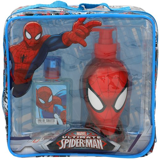 SET SPIDERMAN EDT 50 ML + SHOWER GEL 250 ML REGULAR