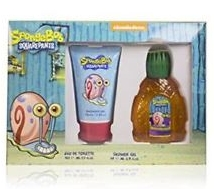 SET BOB ESPONJA SQUIDWARD SET EDT 50 ML + GEL DUCHA 75 ML REGULAR