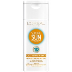 LOREAL SUBLIME SUN CREMA SOLAR IP10 200 ML ENVASE BLANCO REGULAR