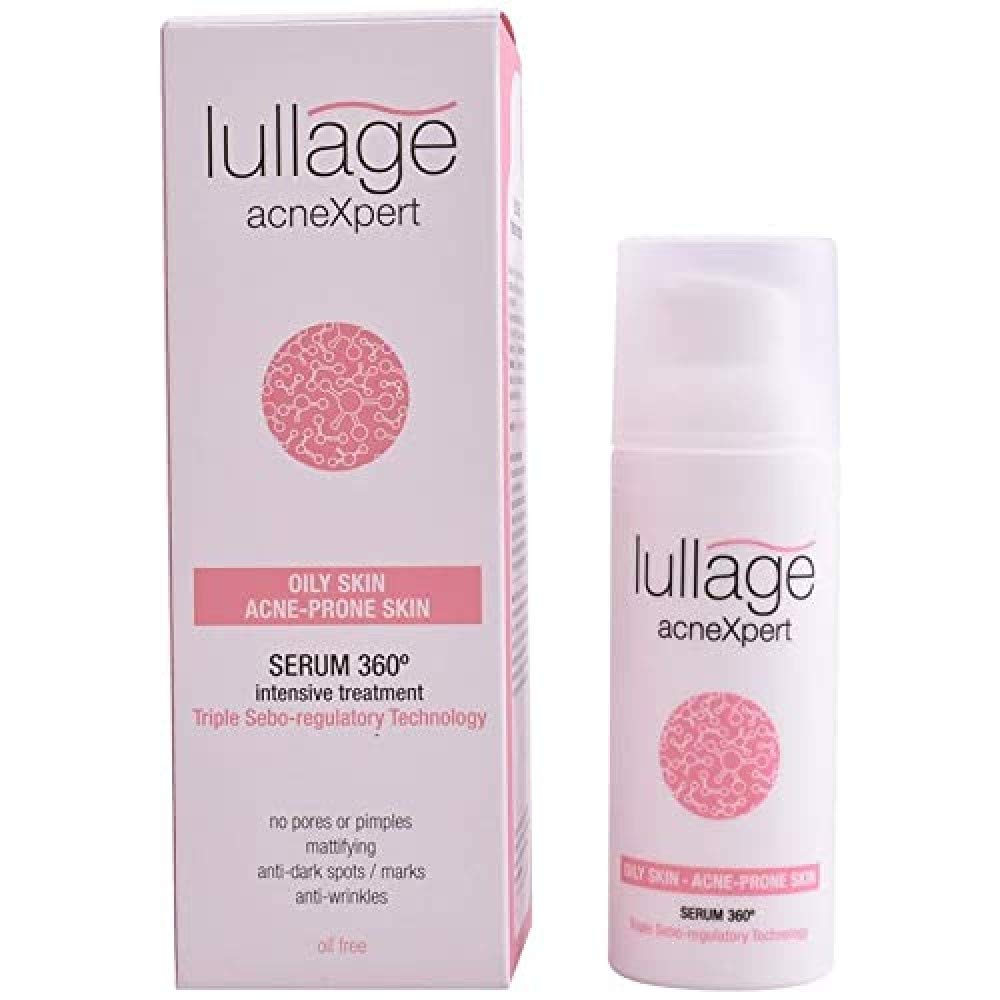 LULLAGE ACNEXPERT OILY SKIN ACNE PRONE SKIN SERUM 360, TRIPLE SEBO 50 ML @