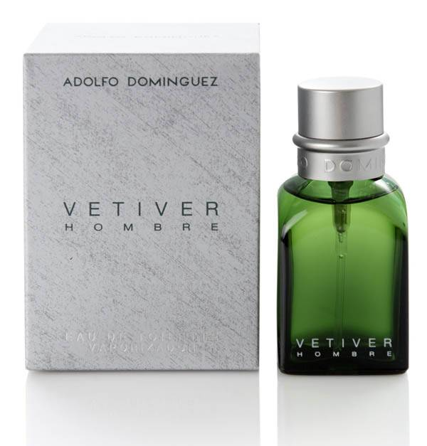 ADOLFO DOMINGUEZ VETIVER MAN EDT 120ML @