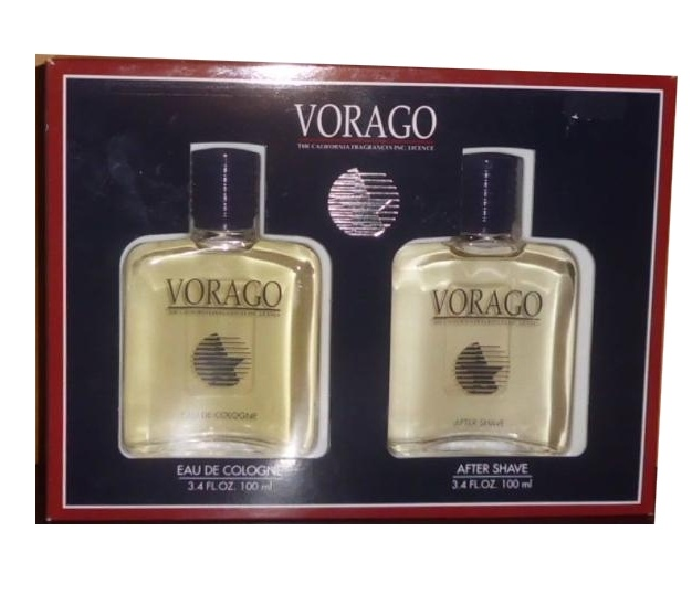 SET VORAGO EDC 100 ML REGULAR + AFTER SHAVE 100 ML